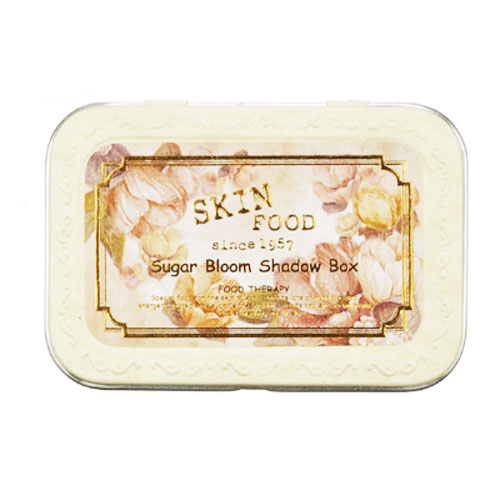 PHẤN MẮT 3 MÀU SKINFOOD SUGAR BLOOM SHADOW BOX