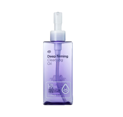 DẦU TẨY TRANG THE FACE SHOP OIL SPECIALIST DEEP FIRMING CLEANSING OIL