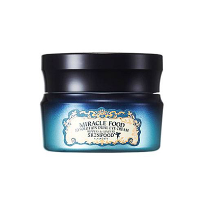 KEM DƯỠNG MẮT SKINFOOD MIRACLE FOOD 10 SOLUTION DUAL EYE CREAM