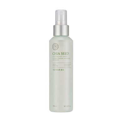 XỊT KHOÁNG THE FACE SHOP CHIA SEED SOOTHING MIST TONER
