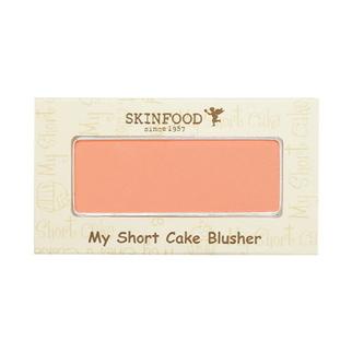MÁ HỒNG SKINFOOD MY SHORT CAKE BLUSHER