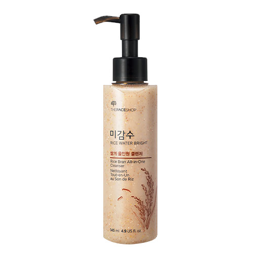 SỮA RỬA MẶT GẠO THE FACE SHOP RICE WATER BRIGHT RICE BRAN ALL-IN-ONE CLEANSER