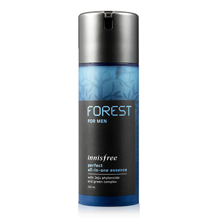 TINH CHẤT DƯỠNG DA CHO NAM INNISFREE FOREST FOR MEN PERFECT ALL-IN-ONE ESSENCE