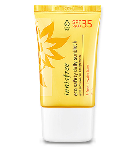 KEM CHỐNG NẮNG INNISFREE ECO SAFETY DAILY SUNBLOCK SPF 35++