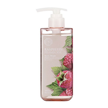 SỮA TẮM THE FACE SHOP RASPBERRY FRAMBOISE BODY WASH