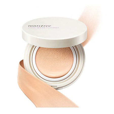 PHẤN NƯỚC INNISFREE LONG WEAR CUSHION SPF50+ PA+++