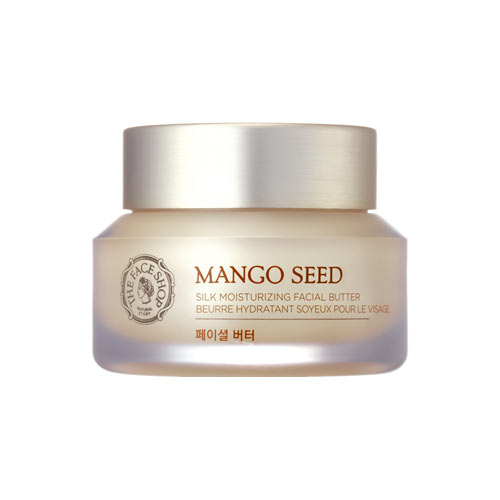 KEM DƯỠNG THE FACE SHOP MANGO SEED SILK MOISTURIZING FACIAL BUTTER