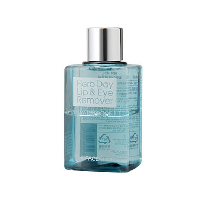 TẨY TRANG MẮT MÔI THE FACE SHOP HERB DAY LIP & EYE REMOVER - WATER PROOF