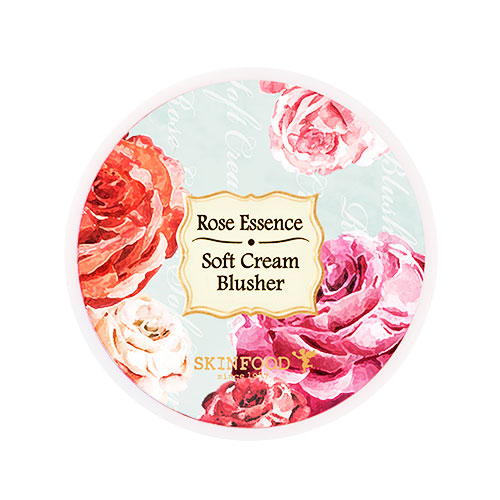 MÁ HỒNG KEM SKINFOOD ROSE ESSENCE SOFT CREAM BLUSHER