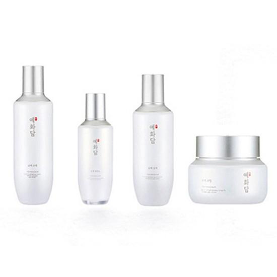 Bộ Dưỡng Trắng Da The Face Shop Yehwadam Pure Brightening Set (4 sản phẩm)