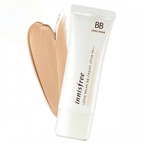 Kem BB Bền Màu Innisfree Long Wear BB Cream SPF30 PA++ 40ml