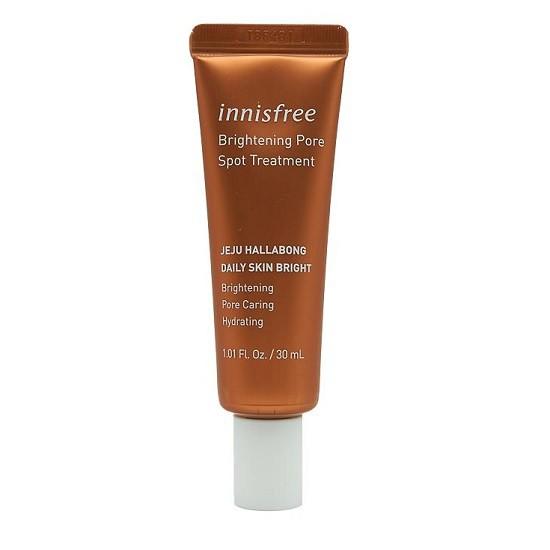 Tinh Chất Làm Sáng Da, Chăm Sóc Lỗ Chân Lông Innisfree Brightening Pore Spot Treatment