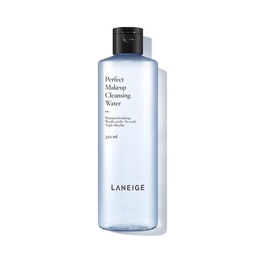 Nước Tẩy Trang Dưỡng Ẩm Và Làm Sạch Sâu Laneige Perfect Makeup Cleansing Water
