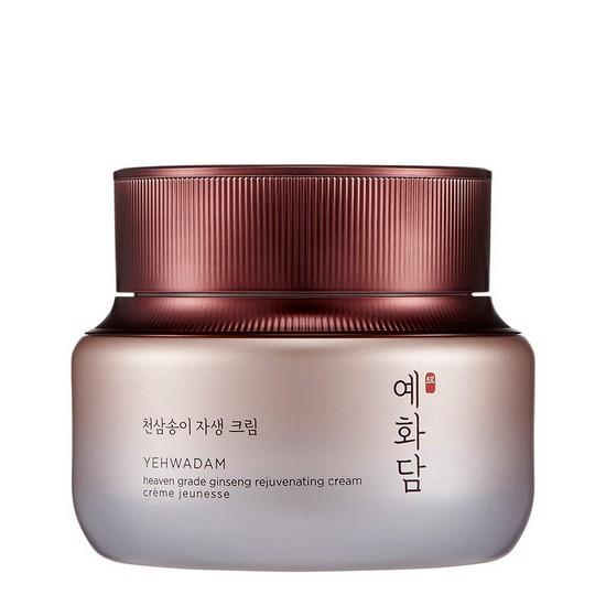 Kem Dưỡng Ngăn Ngừa Lão Hóa Da Cao Cấp The Face Shop Yehwadam Heaven Grade Ginseng Rejuvenating Cream